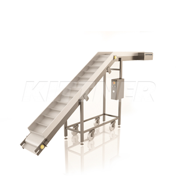 Conveyors and storage