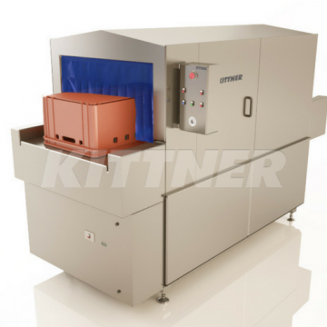 Industrial Washers for Crates, Boxes and Pallets
